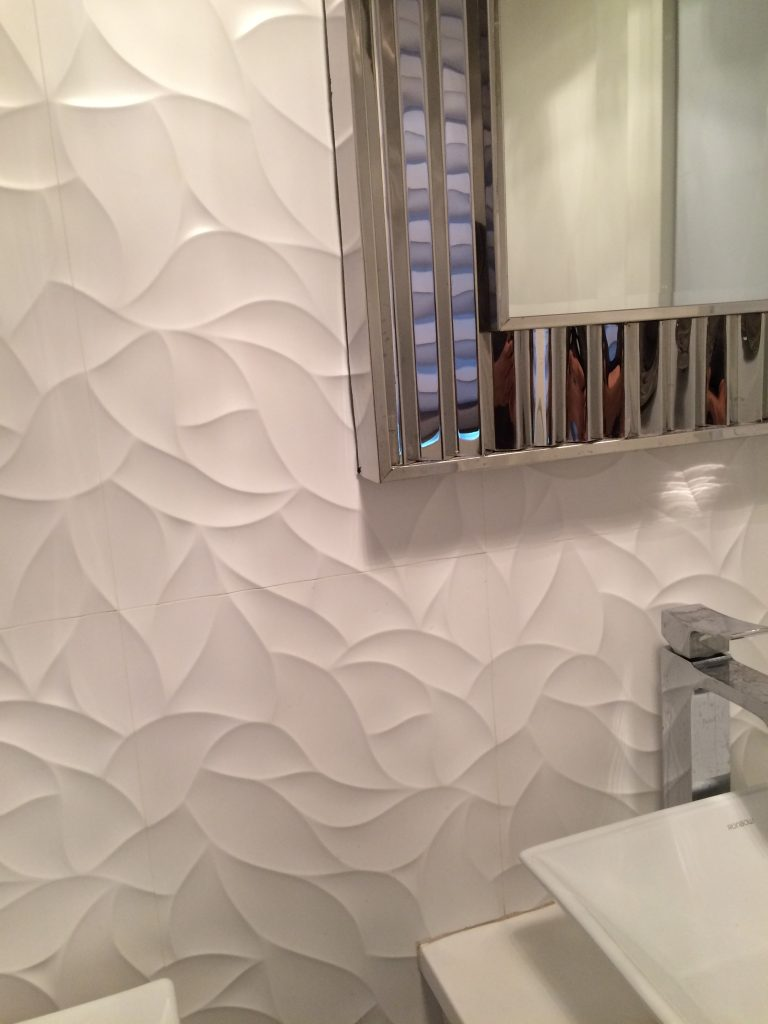 Installing Ceramic Wall Tile