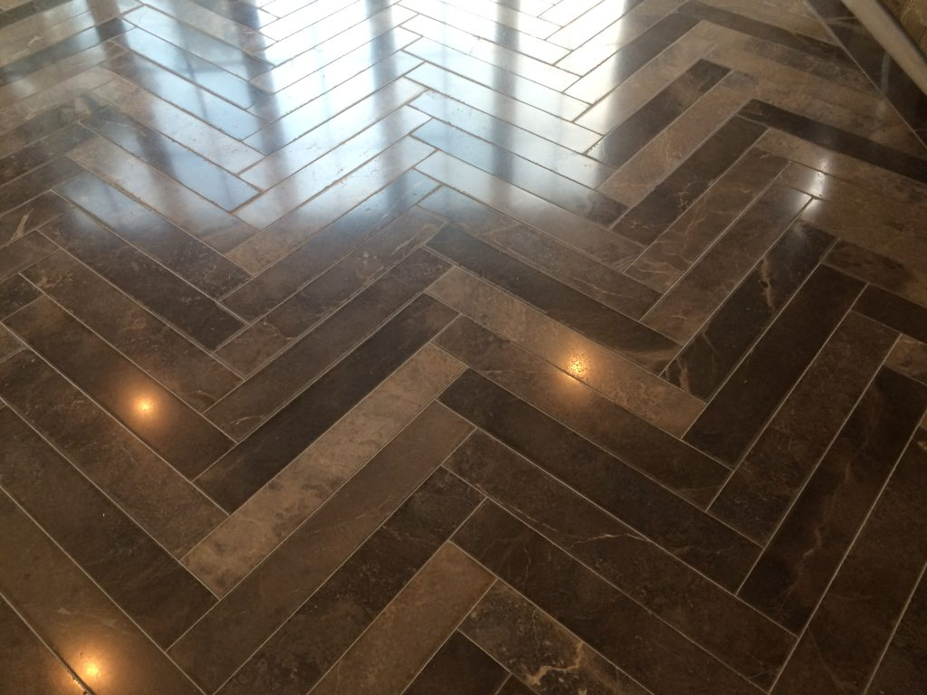 gallery of tile installation -#main